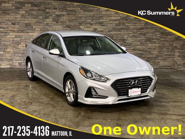 2018 Hyundai Sonata SEL for sale in MATTOON, IL