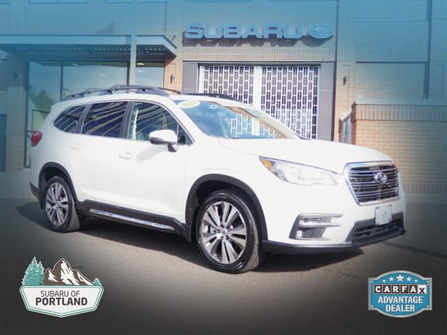 2021 Subaru Ascent Limited for sale in Portland, OR