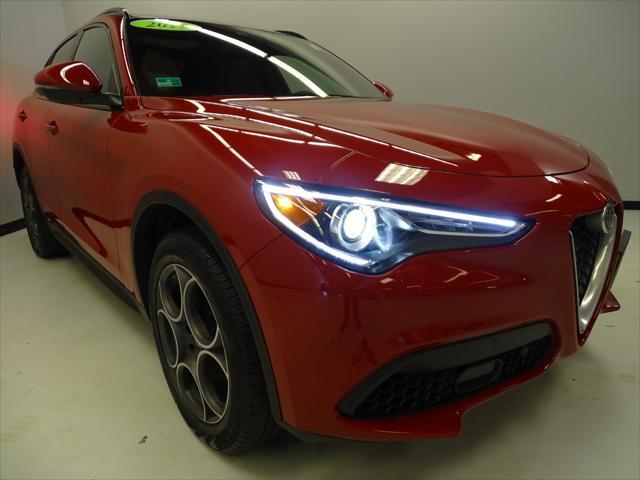 2019 Alfa Romeo Stelvio Ti Sport for sale in Warwick, RI