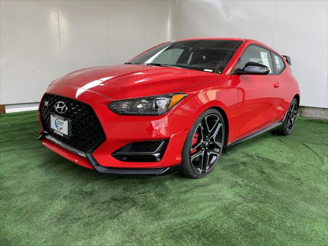 2022 Hyundai Veloster N Manual for sale in Seattle, WA