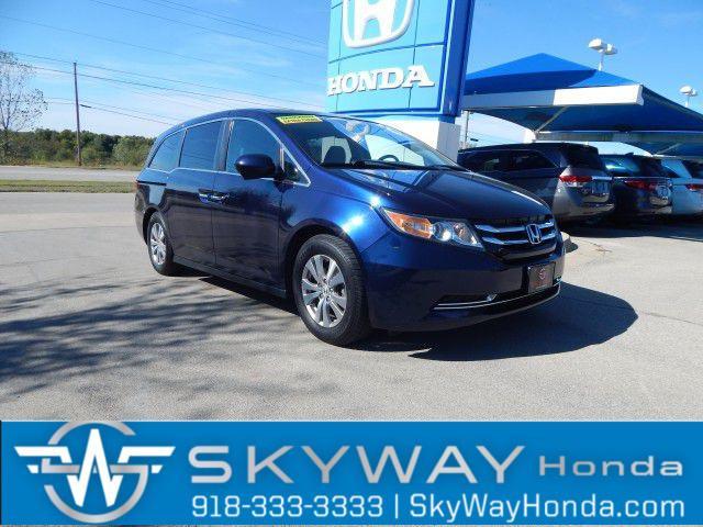 2014 Honda Odyssey EX-L for sale in Bartlesville, OK