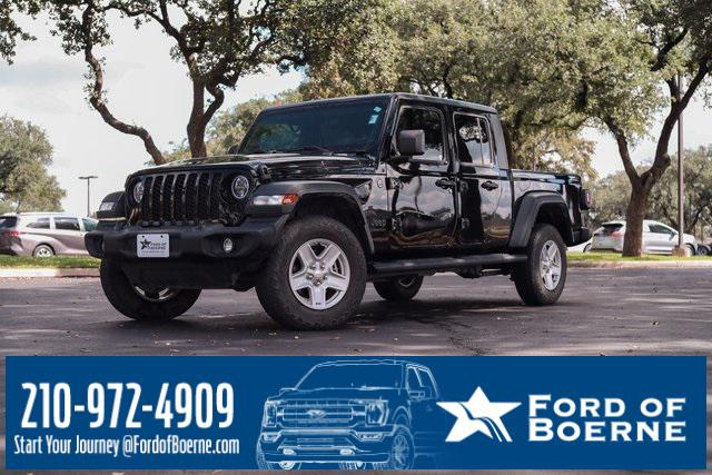 2020 Jeep Gladiator Sport S for sale in Boerne, TX