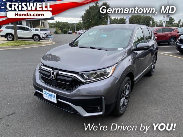 2021 Honda CR-V EX-L for sale in Germantown, MD