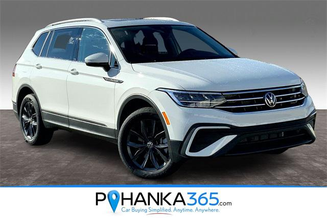 2022 Volkswagen Tiguan SE for sale in Capitol Heights, MD