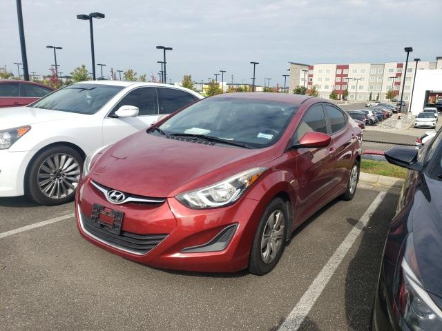 2016 Hyundai Elantra SE for sale in Capitol Heights, MD