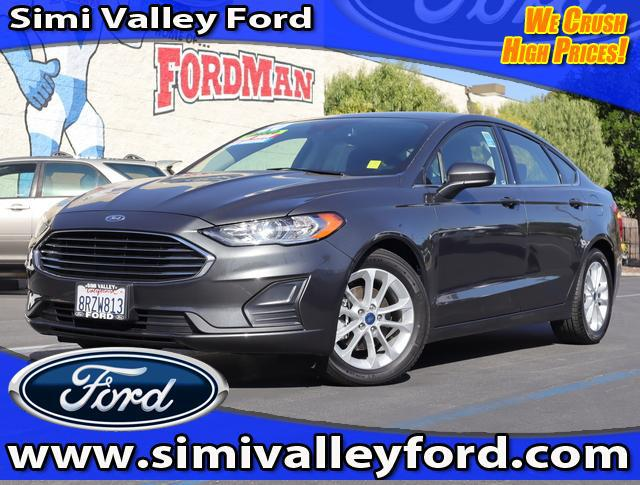 2020 Ford Fusion SE for sale in Simi Valley, CA