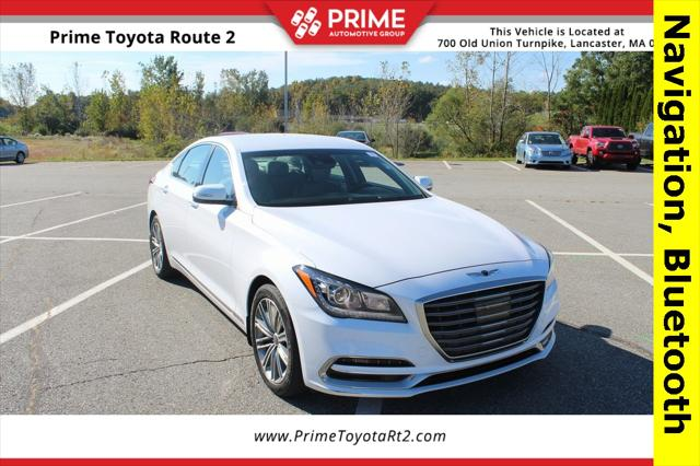 2018 Genesis G80 3.8L for sale in Lancaster, MA