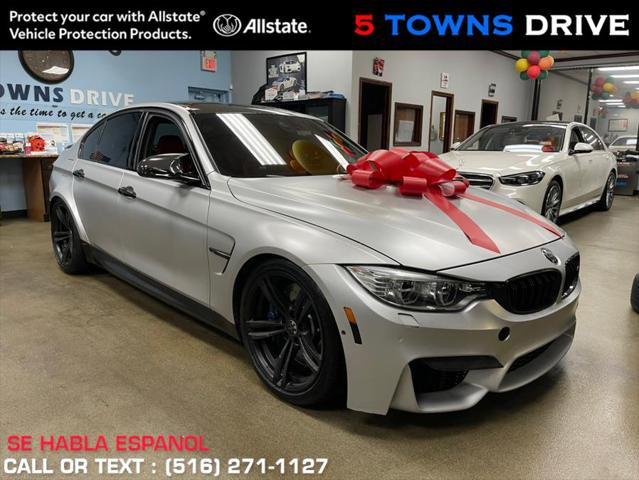 2017 BMW M3 Sedan for sale in Inwood, NY