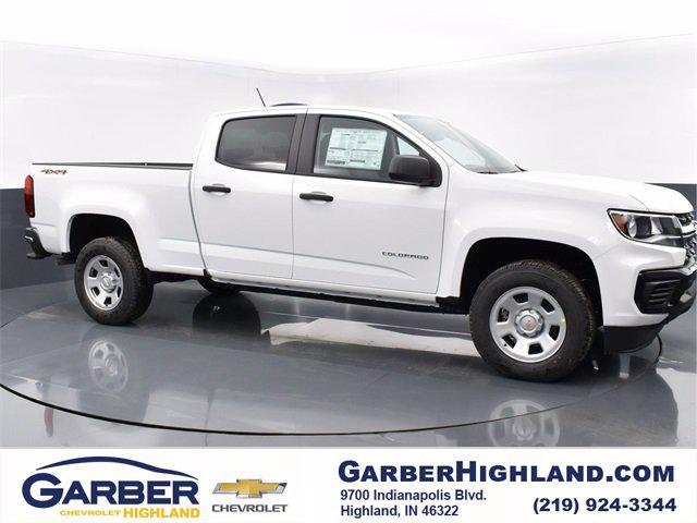 2022 Chevrolet Colorado 4WD Work Truck for sale in Highland, IN