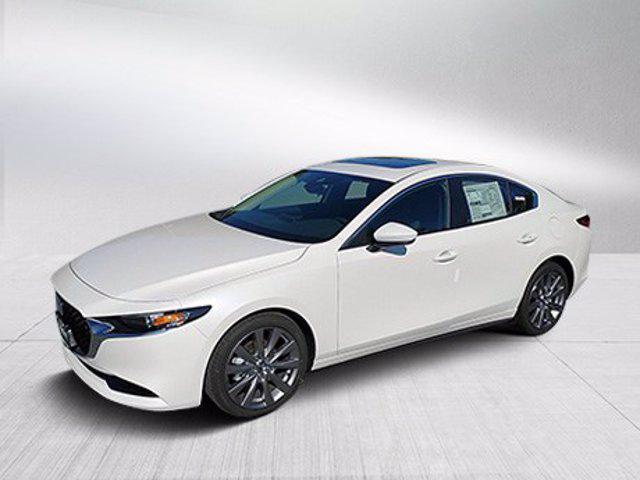 2021 Mazda Mazda3 Sedan Preferred for sale in Frederick, MD