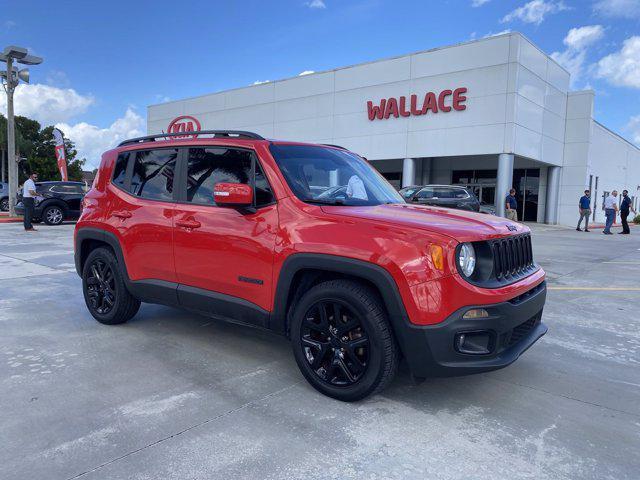 2017 Jeep Renegade Altitude for sale in Stuart, FL
