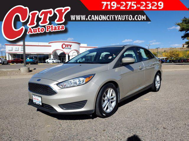 2018 Ford Focus SE for sale in Canon City, CO