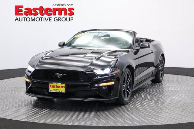 2018 Ford Mustang EcoBoost Premium for sale in Laurel, MD