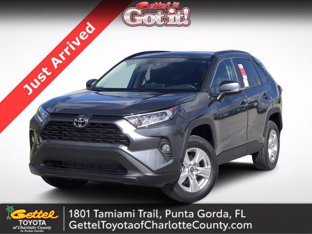 2021 Toyota RAV4 XLE for sale in Punta Gorda, FL