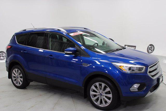 2017 Ford Escape Titanium for sale in Groveport, OH