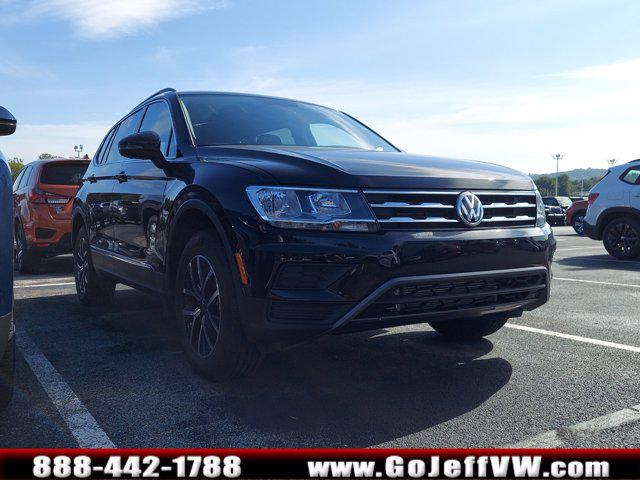 2021 Volkswagen Tiguan SE for sale in Downingtown, PA
