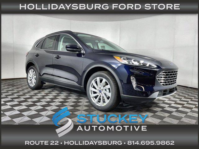 2021 Ford Escape Titanium for sale in Hollidaysburg, PA