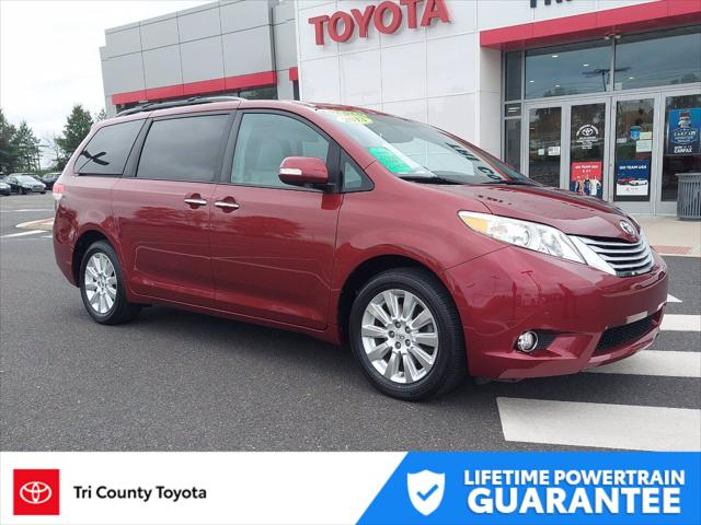 2013 Toyota Sienna XLE for sale in Limerick, PA