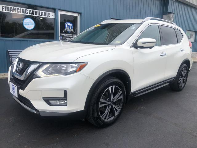 2017 Nissan Rogue SL for sale in Eldon, MO