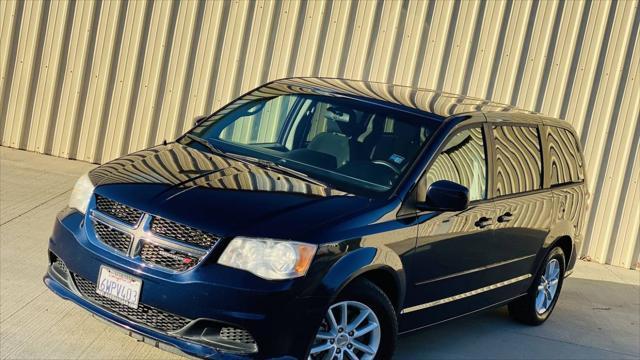 2013 Dodge Grand Caravan SXT for sale in Sacramento, CA