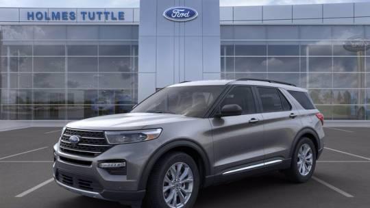 2021 Ford Explorer XLT for sale in Tucson, AZ