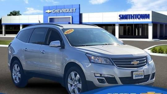 2017 Chevrolet Traverse LT for sale in Saint James, NY