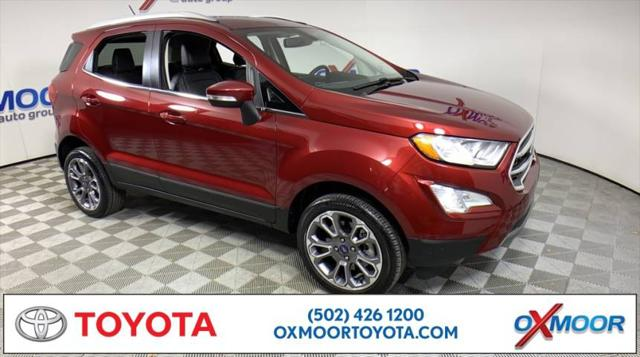 2020 Ford EcoSport Titanium for sale in Louisville, KY