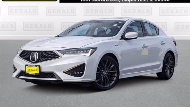 2019 Acura ILX w/Premium/A-Spec Pkg for sale in Naperville, IL