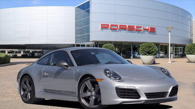 2019 Porsche 911 Carrera T for sale in DALLAS, TX