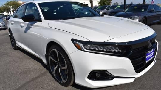 2021 Honda Accord Sedan Sport for sale in Hemet, CA