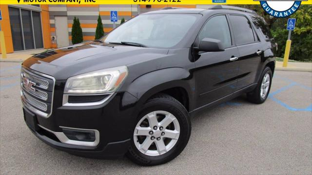 2013 GMC Acadia SLE for sale in St. Louis, MO
