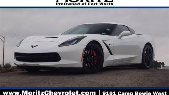 2016 Chevrolet Corvette 1LT for sale in Fort Worth, TX