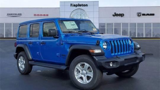 2021 Jeep Wrangler Unlimited Sport S for sale in Kissimmee, FL