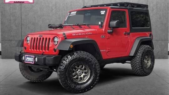 2012 Jeep Wrangler Rubicon for sale in Bellevue, WA