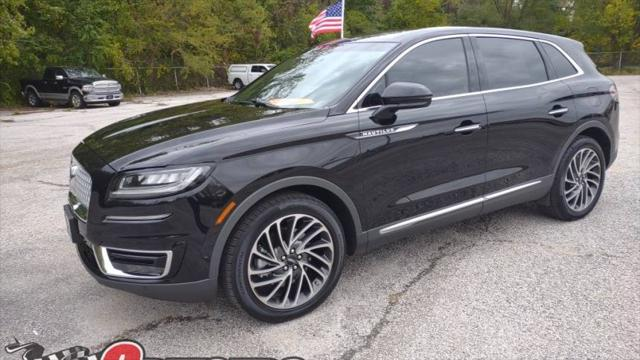 2019 Lincoln Nautilus Reserve for sale in Valparaiso, IN