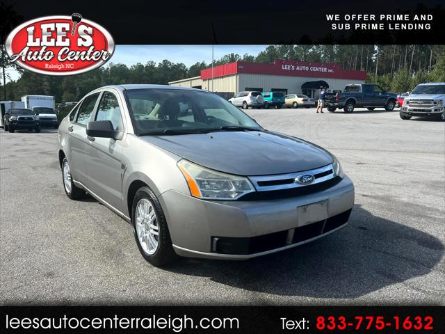 2008 Ford Focus SE/SES for sale in Raleigh, NC