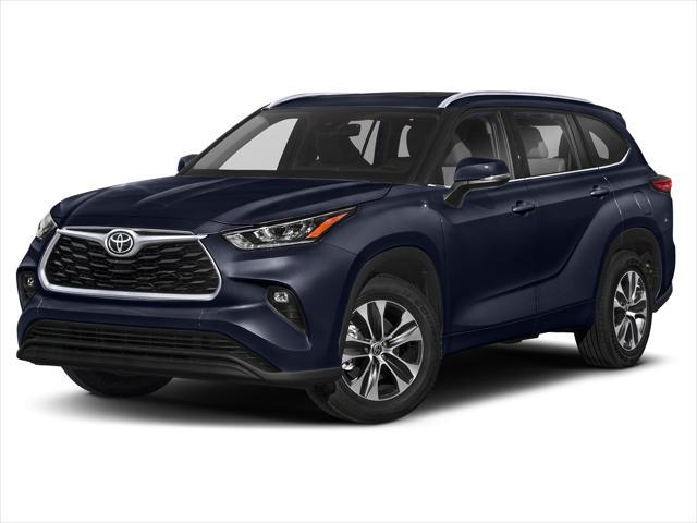 2022 Toyota Highlander XLE for sale in Arlington, VA