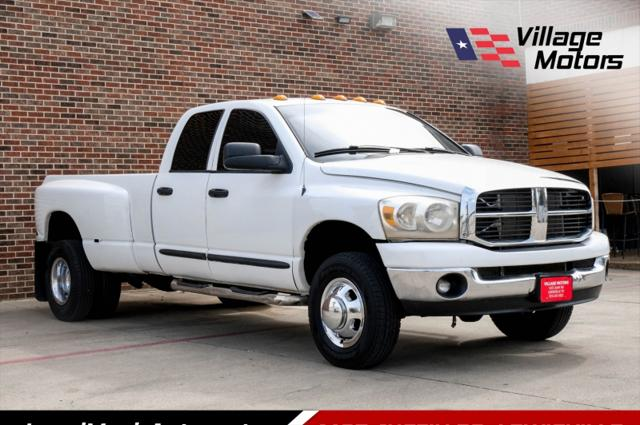 2007 Dodge Ram 3500 SLT for sale in Lewisville, TX