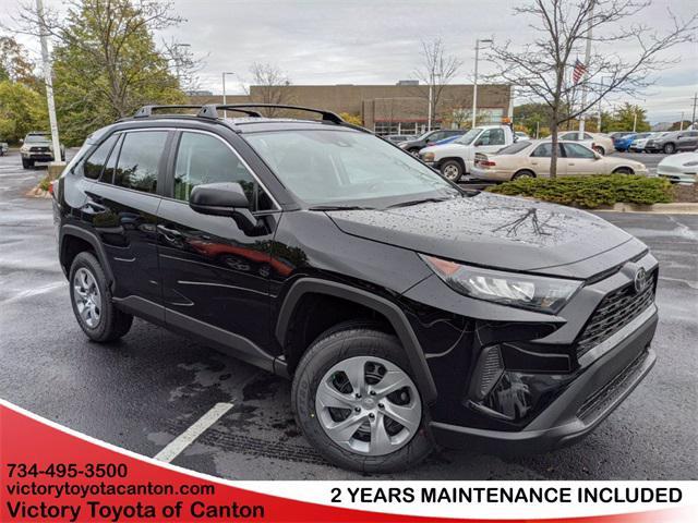 2021 Toyota RAV4 LE for sale in Canton, MI