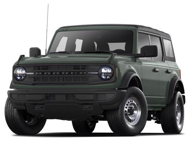 2021 Ford Bronco Big Bend for sale in Belleville, MI