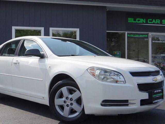 2008 Chevrolet Malibu LS w/1FL for sale in Elgin, IL
