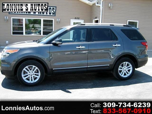 2015 Ford Explorer XLT for sale in Monmouth, IL