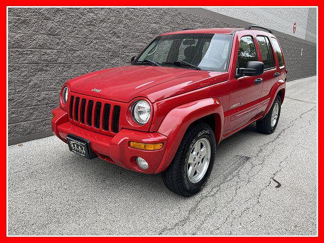 2003 Jeep Liberty Limited for sale in Elmhurst, IL