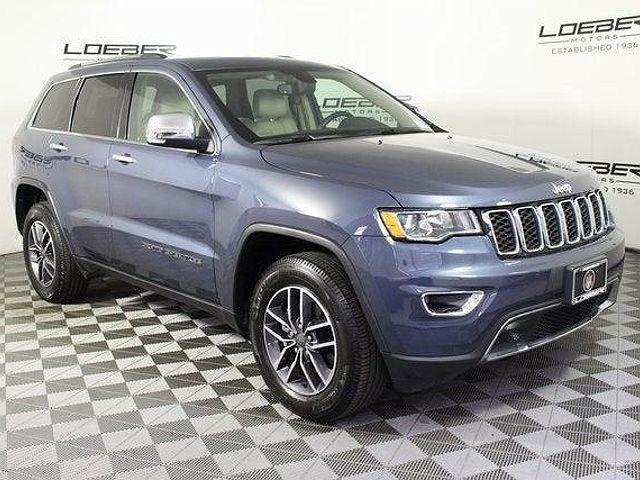 2019 Jeep Grand Cherokee Limited for sale in Lincolnwood, IL