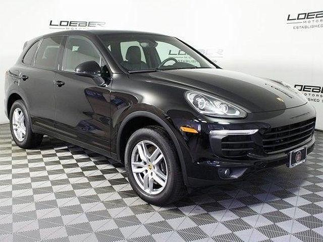 2018 Porsche Cayenne Base for sale in Lincolnwood, IL