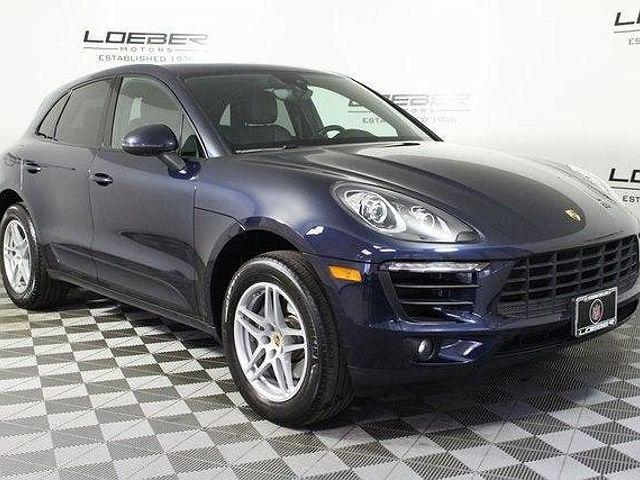 2017 Porsche Macan AWD for sale in Lincolnwood, IL