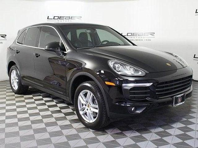 2017 Porsche Cayenne Base for sale in Lincolnwood, IL
