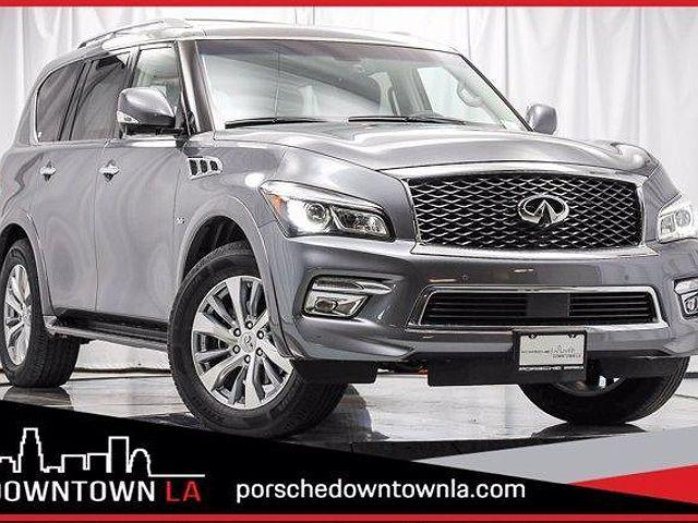 2015 INFINITI QX80 2WD 4dr for sale in Los Angeles, CA