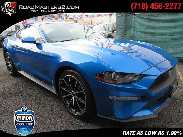 2021 Ford Mustang EcoBoost for sale in Middle Village, NY