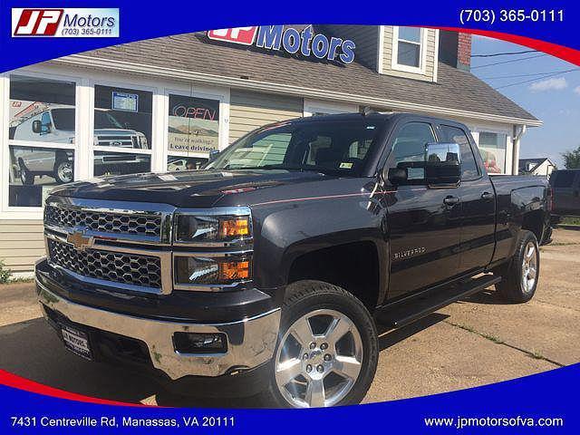 2014 Chevrolet Silverado 1500 LT for sale in Manassas, VA